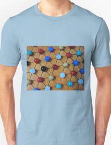 Chinese Checkers Unisex T-Shirt
