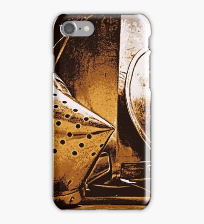 Shiny Knight Armour! iPhone Case/Skin