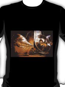 Shiny Knight Armour! T-Shirt