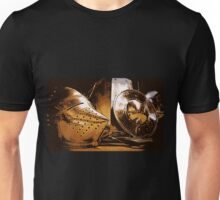 Shiny Knight Armour! Unisex T-Shirt