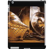 Shiny Knight Armour! iPad Case/Skin