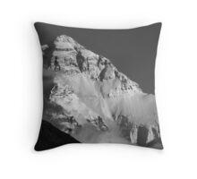 Mt Everest 8848m Throw Pillow