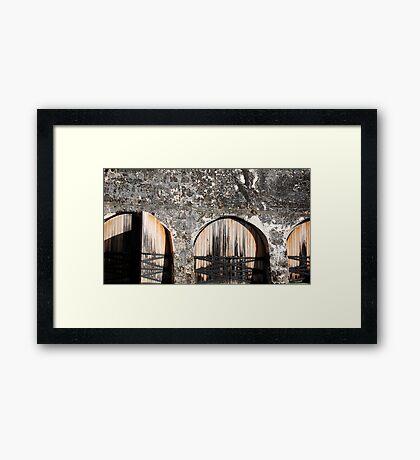 fort.. Framed Print