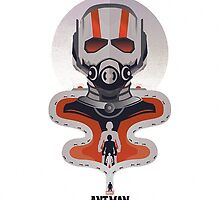 The Ant - Man by jurassicman