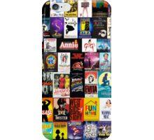 MUSICALS!!! (2) iPhone Case/Skin