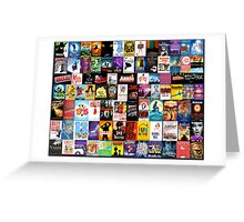 MUSICALS!!! (2) Greeting Card