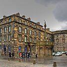 High Street Mercat Cross by Tom Gomez