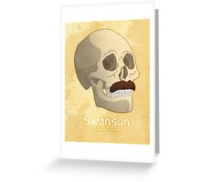 Famous Facial Hair: The Swanson Greeting Card