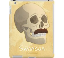 Famous Facial Hair: The Swanson iPad Case/Skin