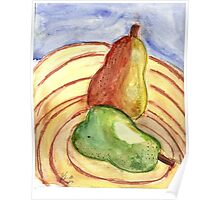 Les Pears.. Poster