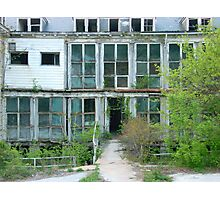 Rosewood Medical Facility Photographic Print