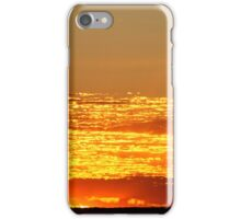 Sunrise at Lake Mungo iPhone Case/Skin