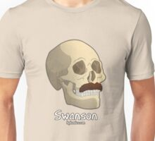 Famous Facial Hair: The Swanson Unisex T-Shirt