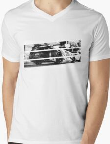 Nissan GTR Mens V-Neck T-Shirt