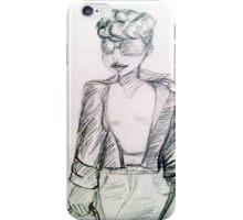 A Modern Look iPhone Case/Skin