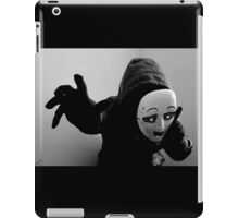 Show Me Your Soul iPad Case/Skin