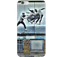 Street art in Rotterdam iPhone Case/Skin