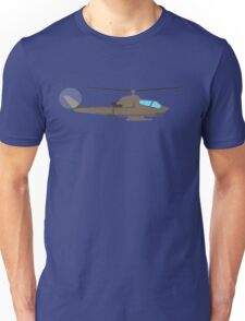 Army Helicopter, Design Unisex T-Shirt