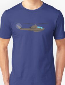 Army Helicopter, Design T-Shirt