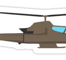 Army Helicopter, Design Sticker