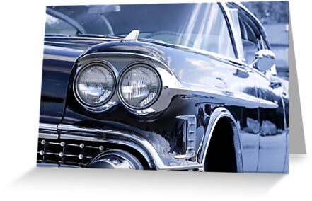 Classic car by snehit