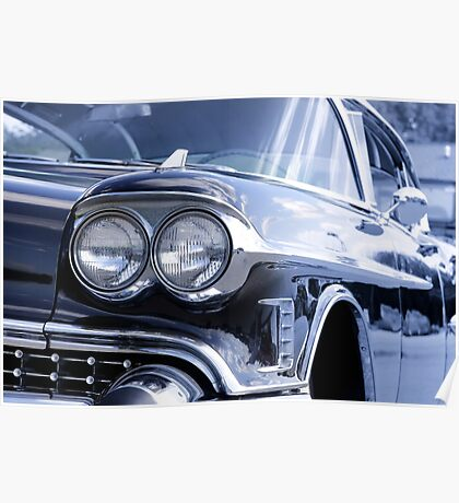 Classic car Poster