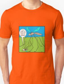 Stilt-Walker Unisex T-Shirt