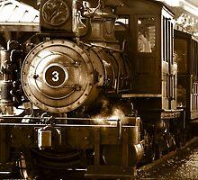 Steam engine by snehit