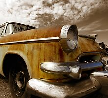 Rustic car by snehit