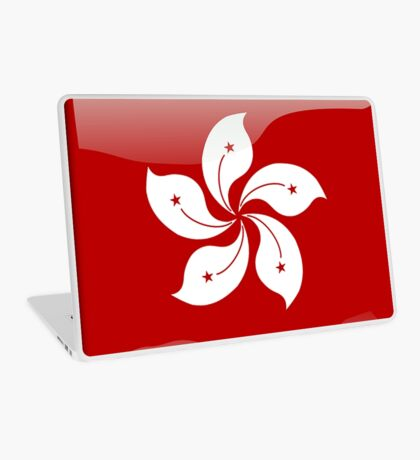 Hong Kong Flag, Icon Laptop Skin