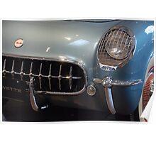 Corvette: 1955 Poster