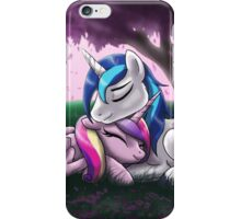 Cadence and Shining Armor - print/poster iPhone Case/Skin