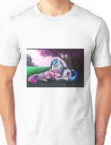 Cadence and Shining Armor - print/poster Unisex T-Shirt