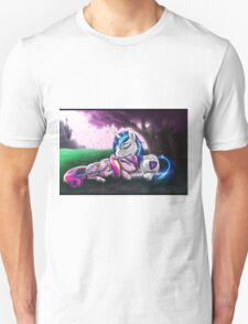 Cadence and Shining Armor - print/poster T-Shirt