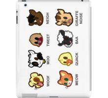 Noises iPad Case/Skin