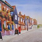Summer around the harbour - Folkestone by Beatrice Cloake