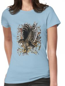 Barn Owl Stance T-Shirt