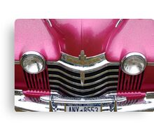 Cars as art: Oldsmobile 1941 Canvas Print