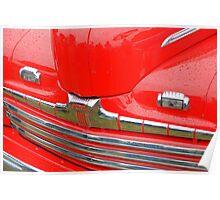 Cars as art: Vivid Ford Poster