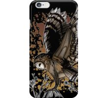 Barn Owl Stance (2) iPhone Case/Skin