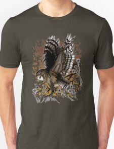 Barn Owl Stance (2) T-Shirt