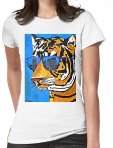 Cool Tiger in Sun Shades  T-Shirt