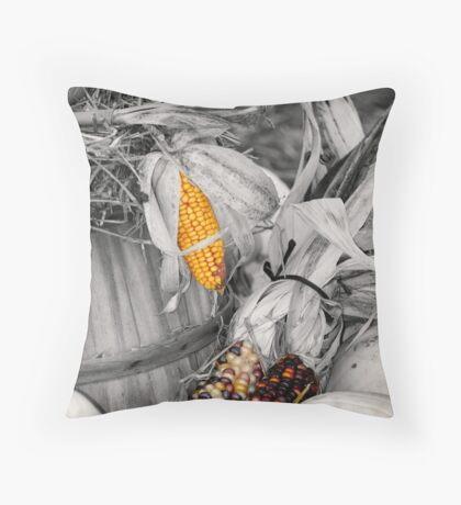 Harvest concept Throw Pillow