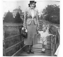 1938 Me and my mum Poster