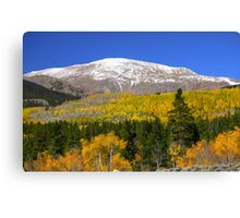 Mount Elbert Canvas Print