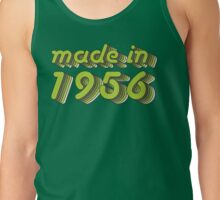 Made in 1956 (Green&Grey) Tank Top