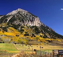 Crested butte by snehit