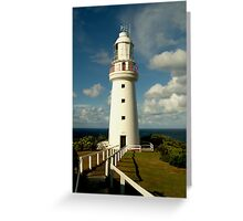 Cape Otway Morning,Great Ocean Road Greeting Card