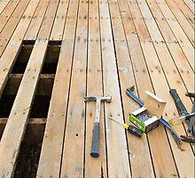 Deck Demolition by allenwebb125