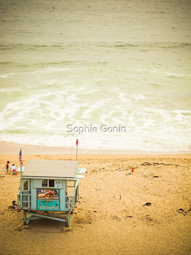 Beach Life by Sophie Gonin